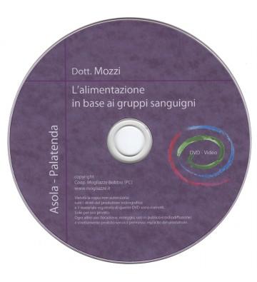 DVD — L'alimentazione in base ai gruppi sanguigni