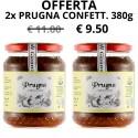Prugna - Confettura 380g x 2