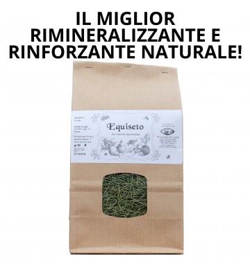 Equiseto Tisana — Il miglior rimineralizzante e rinforzante naturale!