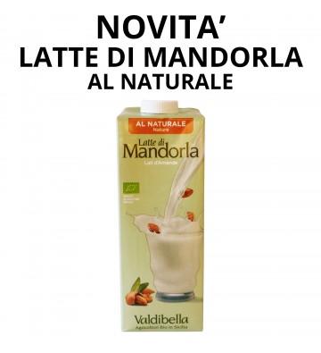 Latte di mandorla Valdibella - Al naturale